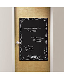 Bistro Notes Giant Dry Erase Decal