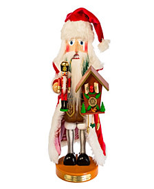 Kurt Adler 17 Inch Steinbach German Santa Nutcracker
