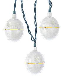 Kurt Adler UL 10-Light Star Wars Death Star Light Set