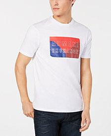 A X Armani Exchange Men's Envelope Logo Print T-Shirt, Created for Macy's
