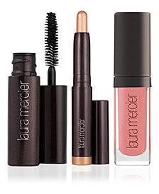 Receive a Complimentary 3Pc. gift with any $75 Laura Mercier purchase