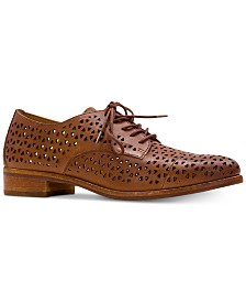 Patricia Nash Catania Perforated Oxfords