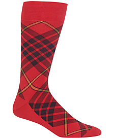 Polo Ralph Lauren Men's Tartan Dress Socks