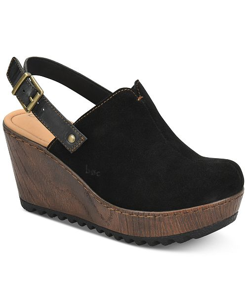 31fc6694e2af b.o.c. May Slingback Clogs   Reviews - Sandals   Flip Flops - Shoes ...