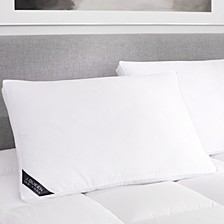 Regency 300 Thread Count Cotton Sateen allergen Barrier Down Alternative Pillow - Standard/Queen - Firm
