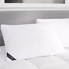 Regency 300 Thread Count Cotton Sateen allergen Barrier Down Alternative Pillow - Standard/Queen - Firm