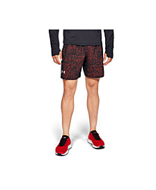 Under Armour Men's Launch Stretch Woven 7'' Print Short