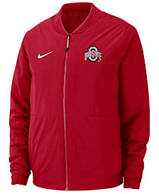 Nike Men's Ohio State Buckeyes NCAA Men's Bomber Jacket