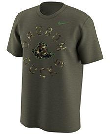 Nike Men's Oregon Ducks Camo Legend Logo T-Shirt
