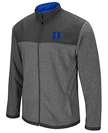 Colosseum Men's Duke Blue Devils Full-Zip Fleece Jacket