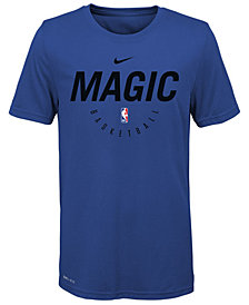 Nike Orlando Magic Elite Practice T-Shirt, Big Boys (8-20)