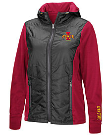 Colosseum Women's Iowa State Cyclones Mogul Full-Zip Jacket