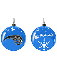"Memory Company Orlando Magic 3"" Sled Glass Ball"