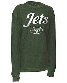 Women's New York Jets Comfy Cord Top