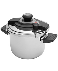 Vita 18/10 Stainless Steel 6.3 Qt. Pressure Cooker