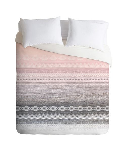 Deny Designs Iveta Abolina Sunset Valley Twin Duvet Set