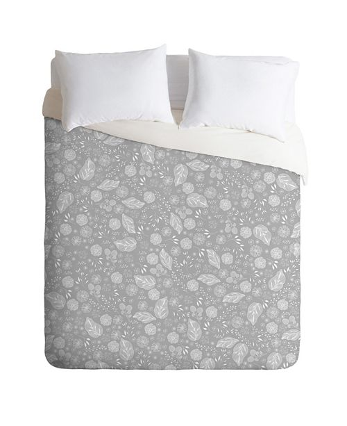 Deny Designs Iveta Abolina Crystalline Water Twin Duvet Set
