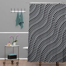 Deny Designs Heather Dutton Coral Reef Shower Curtain