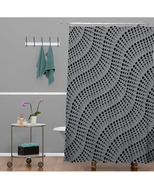 Deny Designs Heather Dutton Coral Reef Shower Curtain