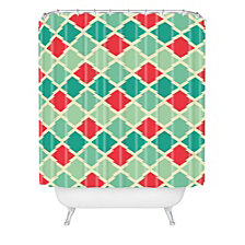Deny Designs Holli Zollinger Gypsy Stars Shower Curtain