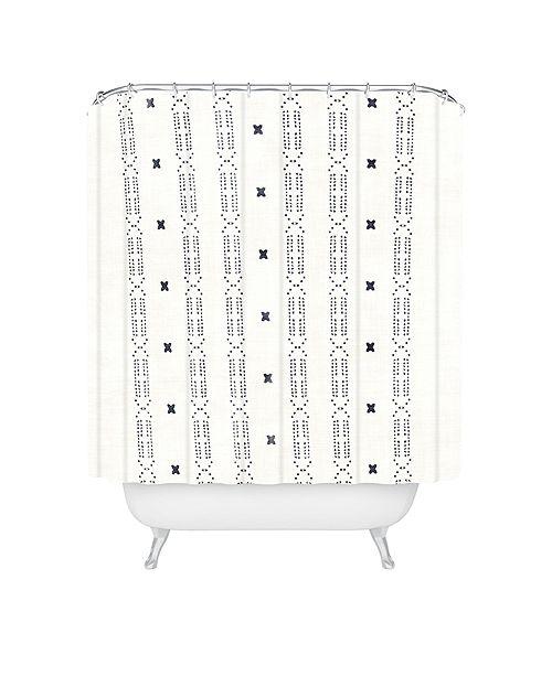 Deny Designs Holli Zollinger Mala Shower Curtain