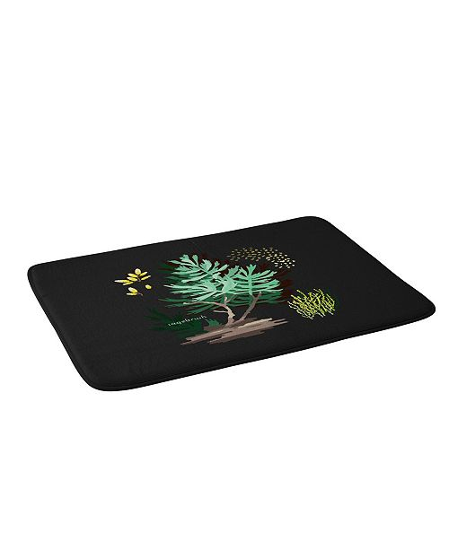 Deny Designs Holli Zollinger Desert Botanical Sagebrush Bath Mat
