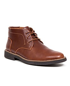 Men's Bangor Memory Foam Chukka Boot