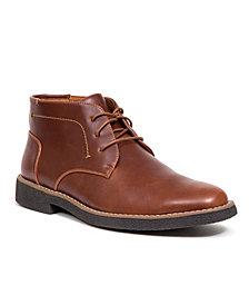 Deer Stags Men's Bangor Memory Foam Dress Casual Comfort Chukka Boot