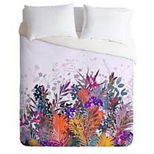 Iveta Abolina Anabelle Lilac Queen Duvet Set