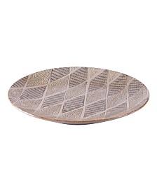 Zuo Ikat Plate