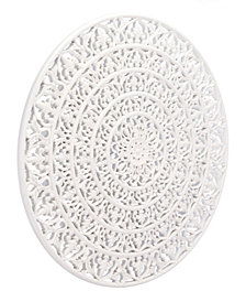 Mandala Wall Decor White