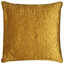 """Rizzy Home 18"""" x 18"""" Striped Poly Filled Pillow"""