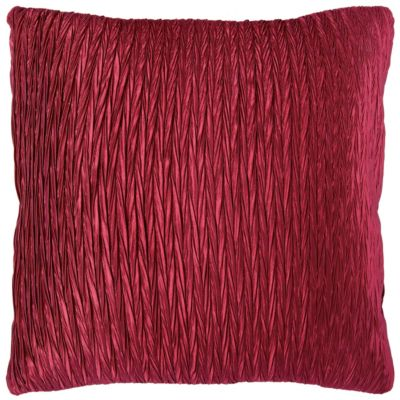 "18"" x 18"" Striped Poly Filled Pillow"