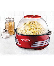 6-Quart Stirring Popcorn Popper