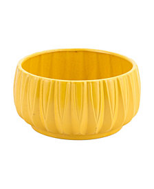 Acacia Bowl Yellow