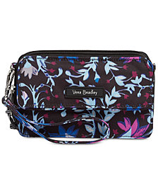 Vera Bradley RFID Lighten Up All-in-One Crossbody