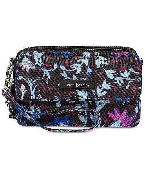 d7b612a6092d Vera Bradley RFID Lighten Up All-in-One Crossbody - Handbags ...