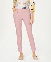 07e4c13cd5cba Charter Club Newport Tummy-Control Slim-Fit Pants