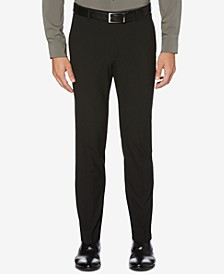 Men's Washable Slim-Fit Pants