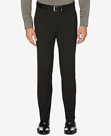 Perry Ellis Men's Washable Slim-Fit Pants