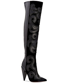 BCBGMAXAZRIA Jolene Over-The-Knee Boots