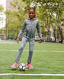 Nike Little Girls Zip-Up Hoodie
