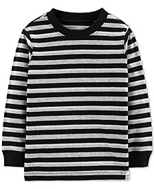 Carter's Toddler Boys Striped Cotton T-Shirt