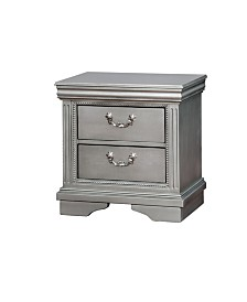 Dezzel Transitional Nightstand