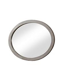 Adelie Modern Oval Mirror