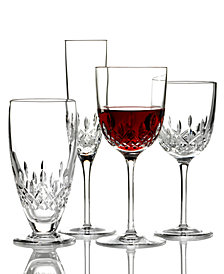Waterford Stemware, Lismore Encore Collection