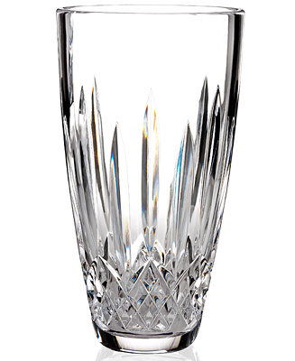 Waterford Crystal Gifts Lismore Vase 7 Quot Macy S