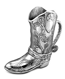 Serveware, Cowboy Boot Pitcher