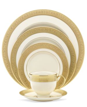 Lenox Dinnerware, Westchester 5 Piece Place Setting