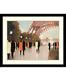 Paris Remembered  Framed Art Print